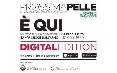 ProssimaPelle Digital Edition | Santa Croce Sull'Arno, 15 Luglio 2020